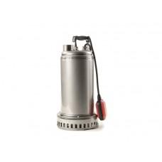 DAB DRENAG 1000 MA ATIK SU VE DRENAJ POMPASI (AISI 316 Paslanmaz çelik gövdeli ve AISI 304 çarklıdır.)