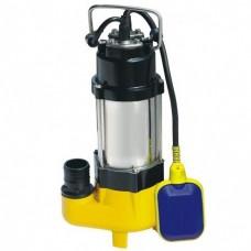 STREAM SVQ250(F) Döküm Gövdeli Flatörlü Atık Su ve Foseptik Pompası